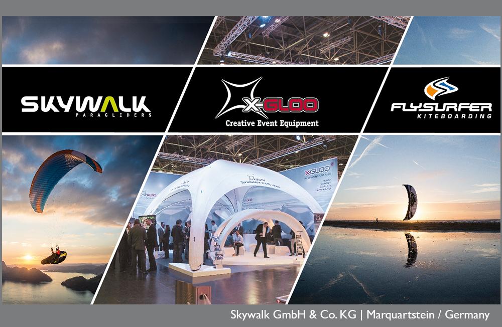 Skywalk GmbH & Co. KG | Brands