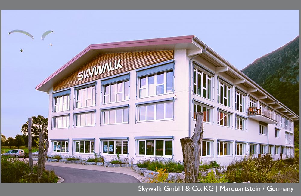 Skywalk GmbH & Co. KG |Unternehmensgebäude