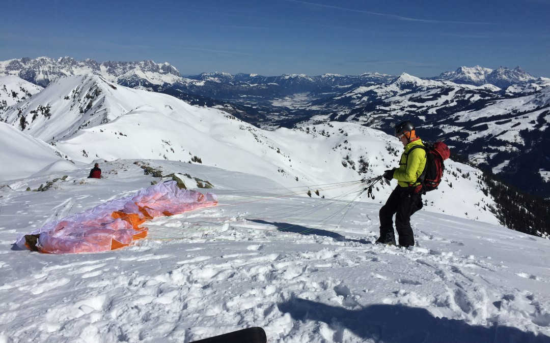 Ski & Fly zum Frühjahresauftakt