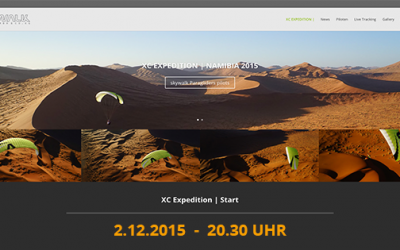 XC Expedition Namibia 2015